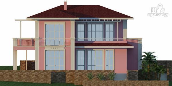 Фото 6: проект оригинальный проект дома для южных регионов