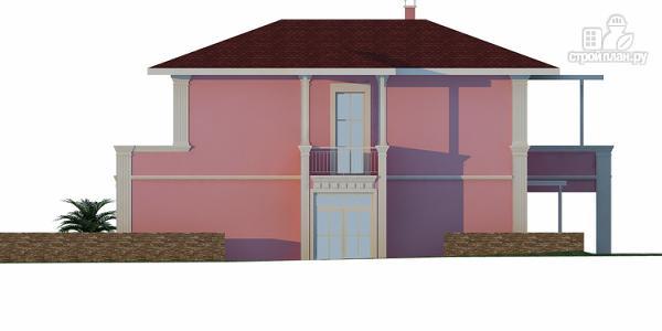 Фото 7: проект оригинальный проект дома для южных регионов