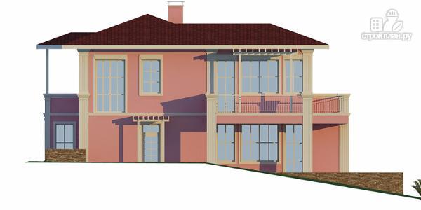 Фото 5: проект оригинальный проект дома для южных регионов
