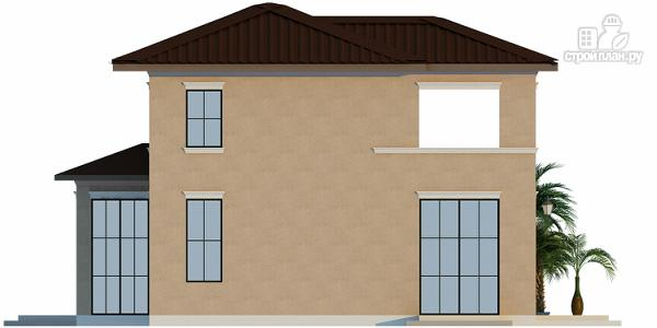 Фото 4: проект дом для ЮБК