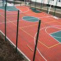 Фото 3: Спортивные площадки, беговые дорожки, теннисные корты, детские игровые площадки