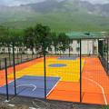 Фото 4: Спортивные площадки, беговые дорожки, теннисные корты, детские игровые площадки