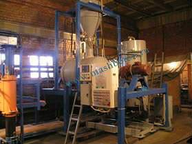 Газобетонная установка ГБУ-1300