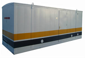 Парогенераторная блочно-модульная установка ЭПГМ (Электрокотельная)