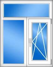 Металлопластиковые окна REHAU ПВХ