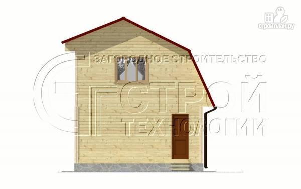 Фото 8: проект дачный дом 6x6