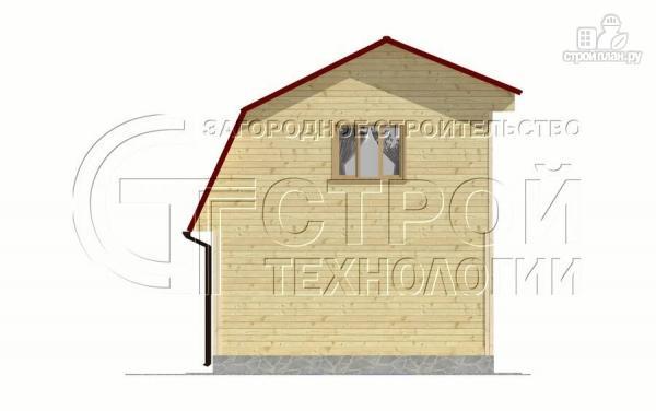 Фото 9: проект дачный дом 6x6