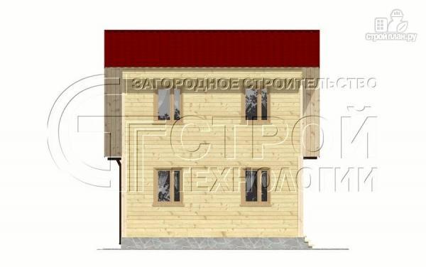 Фото 7: проект дачный дом 6x6