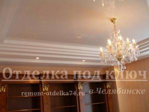 Отделка «под ключ» в Челябинске за 2500р/м2