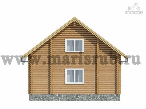 Фото 3: проект деревянный загородный дом с котельной