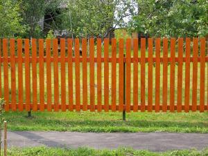 Забор деревянный от 800р/пм