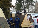Развитие мастерства строителей
