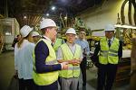 600 миллионов рублей направит ТЕХНОНИКОЛЬ на развитие завода каменной ваты в Белгороде