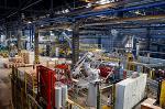 В Челябинске запущена новая линия завода каменной ваты стоимостью 400 млн рублей