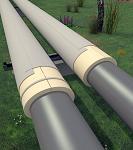 ТЕХНОНИКОЛЬ разработала новое решение изоляции трубопроводов с помощью ПВХ мембран