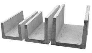Лоток теплотрассы Л- 1- 8, Л 3-8, Л 4-8, и крышки к ним