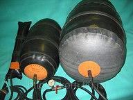 Герметизирующие цилиндры для трубопроводов