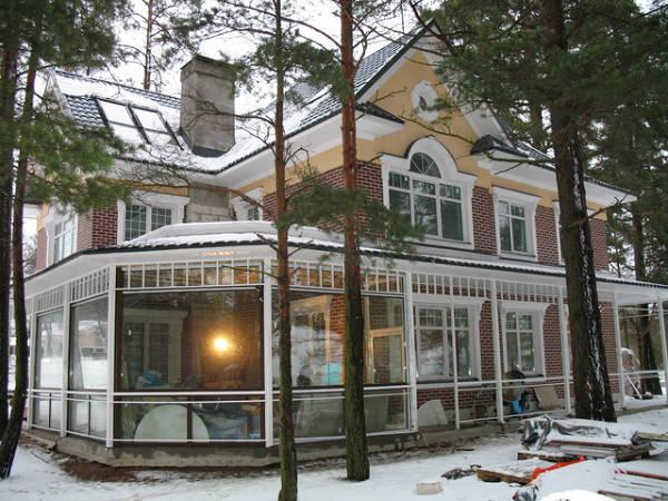 Фото Фасадный декор из стеклопластика (стеклокомпозита)