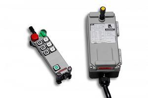 Telecrane Italia Silver Hoist F21-E1 - промышленное радиоуправление
