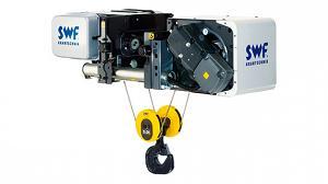 Продажа грузоподъемного оборудования немецкой компании SWF Krantechnik GmbH