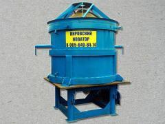 Анонс: Использование металлоформ и вибропрессов для изготовления жби колец