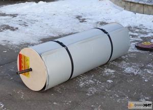 Рулонный термомат ФлексиХит:уникальная возможность продолжать строительство зимой