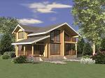 Специалисты компании «Плитспичпром» рекомендуют: как оформить дом из клееного бруса