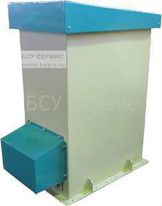 Фильтр силоса цемента ФЦ-1/ФЦ-2