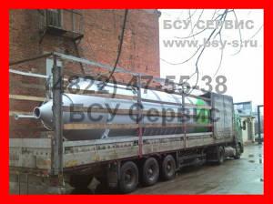 Силос цемента С-75