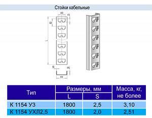 Стойка К-1154
