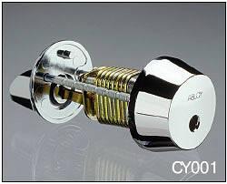 Цилиндр с поворотной кнопкой ABLOY® CY001C CR