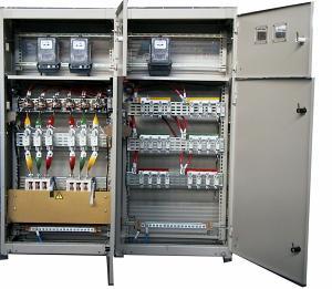 Электрощитовое оборудование, шкаф управления, распределительный щит