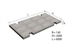 Производство и поставка ЖБИ, дорожных плит