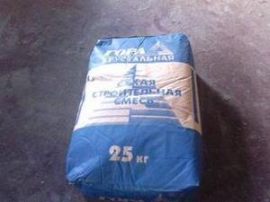 Клей для ячеистого бетона КЛЯ 75