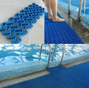 Волна- антискользящее покрытие для бассейнов