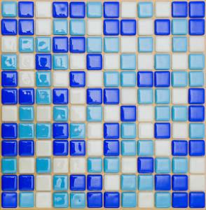 Мозаика плитка стеклянная FL-S-XXX Собираемая