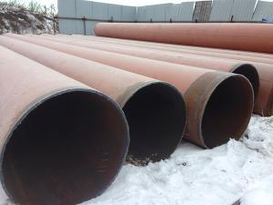 Труба бу и восстановленная 720х8мм, 720х9мм. Стенки  8 мм., 9 мм. в Санкт-Петербурге