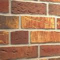 Фото 4: Фасадная клинкерная плитка под кирпич Felhaus klinker, серия Sintra