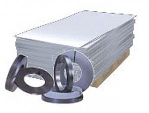 Пружинные листы и лента (сталь 65Г, 60С2А и др.)