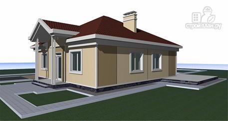 Фото: проект дом индивидуальный одноэтажный