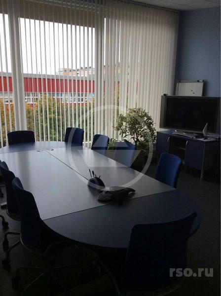 Фото Зал для переговоров