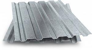 Профнастил из нержавеющей стали толщиной до 1 мм