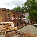 Фото 4: Очистка кирпичного фасада ресторана