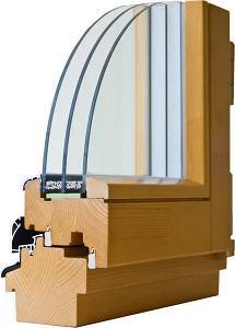 Деревянные окна евроокна