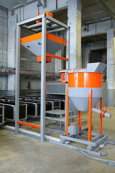 Оборудование для газоблоков