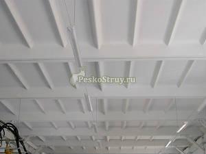 Окраска кирпичной / бетонной поверхности, 1 слой