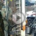 Видео Бурение скважины на воду шнеком