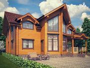 Проект уютный и просторный дом для гостеприимной семьи