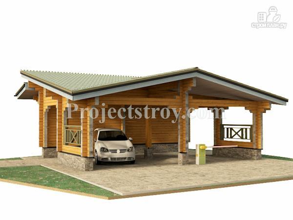 Построить дачный гараж