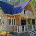 Фото 3: Дома из бруса